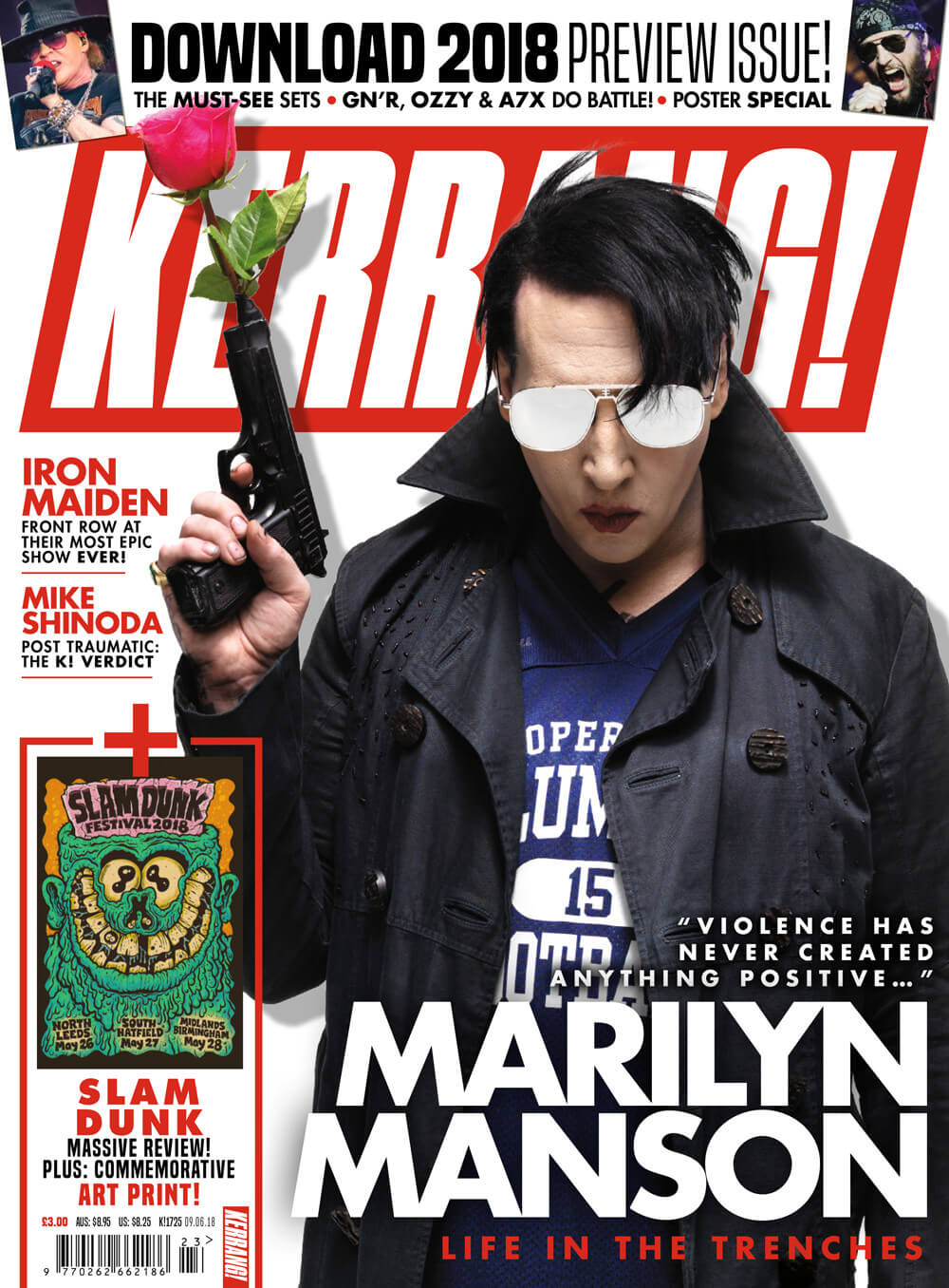 torrent marilyn manson the golden age of grotesque
